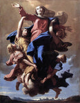 Nicolas Poussin The Assumption of the Virgin - Hand Painted Oil Painting
