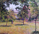 Camille Pissarro The Barn, Morning, Eragny - Hand Painted Oil Painting