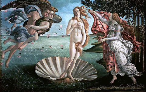 Sandro Botticelli The Birth of Venus - Hand Painted Oil Painting