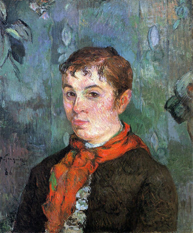 Paul Gauguin The Boss's Daughter - Hand Painted Oil Painting