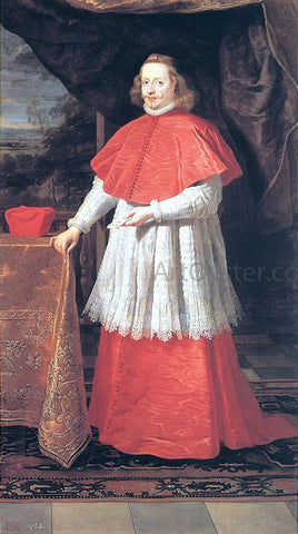 Gaspard De Crayer The Cardinal Infante - Hand Painted Oil Painting