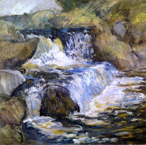 John Twachtman The Cascade - Hand Painted Oil Painting