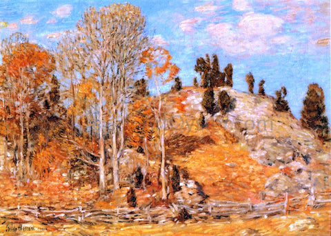 Frederick Childe Hassam The Cedar Lot, Old Lyme - Hand Painted Oil Painting
