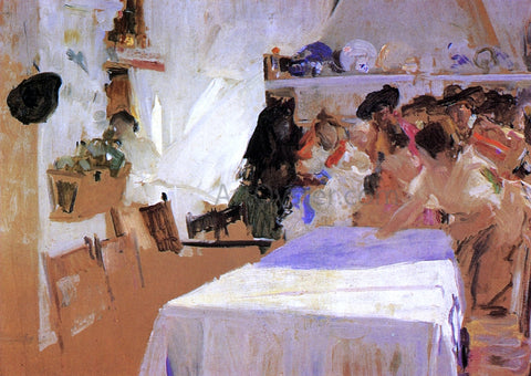 Joaquin Sorolla Y Bastida The Christening - Hand Painted Oil Painting
