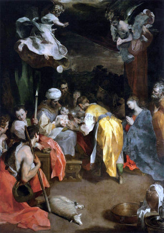 Federico Fiori Barocci The Circumcision - Hand Painted Oil Painting
