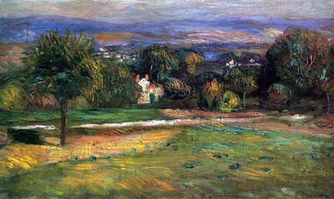 Pierre Auguste Renoir The Clearing - Hand Painted Oil Painting