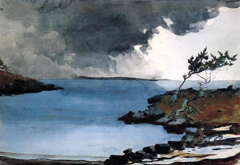 Winslow Homer The Coming Storm - Hand Painted Oil Painting