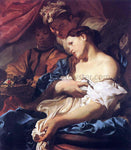 Johann Liss The Death of Cleopatra - Hand Painted Oil Painting