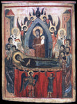 Unknown Painters Masters The Dormition of the Mother of God - Hand Painted Oil Painting