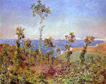 Claude Oscar Monet The 'Fonds' at Varengeville - Hand Painted Oil Painting