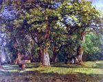 Camille Pissarro The Forest - Hand Painted Oil Painting
