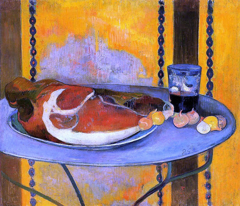 Paul Gauguin The Ham - Hand Painted Oil Painting