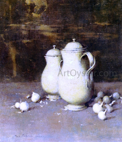 Emil Carlsen The Leeds Jug - Hand Painted Oil Painting
