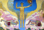 Koloman Moser The Light - Hand Painted Oil Painting
