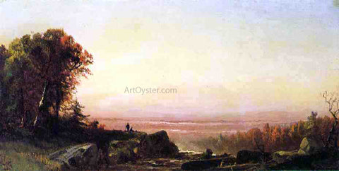 Alfred Thompson Bricher The Look-Out Point - Hand Painted Oil Painting