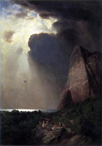 William Holbrook Beard The Lost Balloon - Hand Painted Oil Painting
