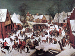 The Elder Pieter Bruegel The Massacre of the Innocents - Hand Painted Oil Painting