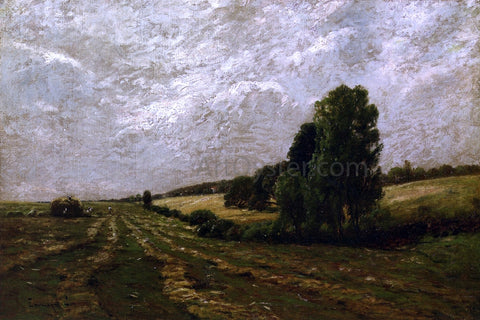 Edward Gay The Meadow, Sweet with Hay, Long Island, New York - Hand Painted Oil Painting