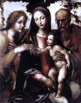 Il Sodoma The Mystic Marriage of St Catherine - Hand Painted Oil Painting