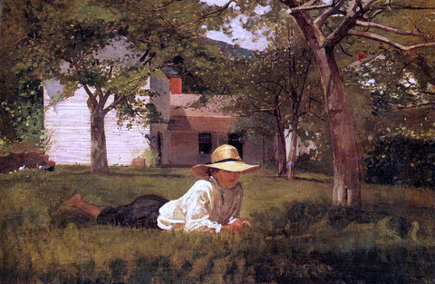 Winslow Homer The Nooning - Hand Painted Oil Painting