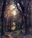 Thomas Worthington Whittredge The Old Hunting Ground - Hand Painted Oil Painting
