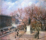 Camille Pissarro The Pont-Neuf and the Statue of Henri IV - Hand Painted Oil Painting