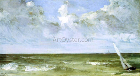James McNeill Whistler The Sea - Hand Painted Oil Painting