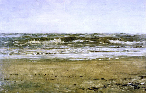 Homer Dodge Martin The Sea at Villerville - Hand Painted Oil Painting