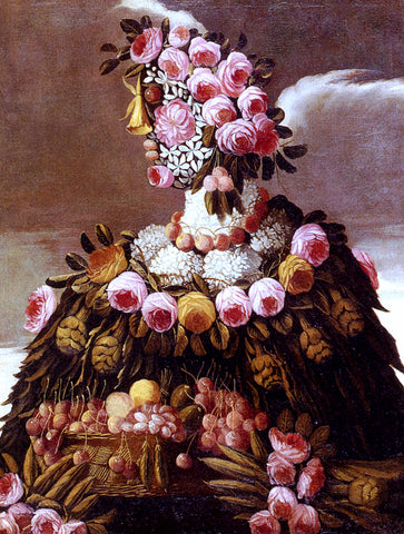 Giuseppe Arcimboldo The Seasons Pic 2 - Hand Painted Oil Painting