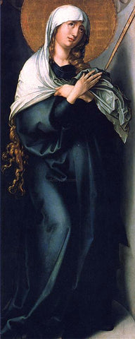 Albrecht Durer The Seven Sorrows of the Virgin: Mother of Sorrows - Hand Painted Oil Painting