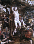 Michiel Van Coxcie The Torture of St George - Hand Painted Oil Painting
