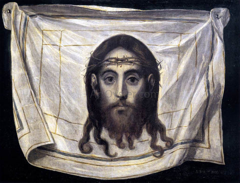 El Greco The Veil of St Veronica - Hand Painted Oil Painting