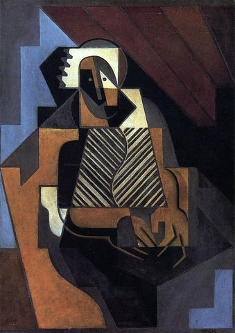 Juan Gris Unknown - Hand Painted Oil Painting