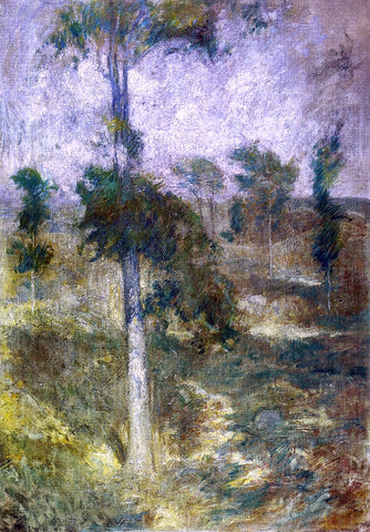 John Twachtman Tulip Tree, Greenwich - Hand Painted Oil Painting