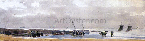 Winslow Homer Tynemouth - Hand Painted Oil Painting