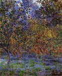 Claude Oscar Monet Under the Lemon Trees - Hand Painted Oil Painting