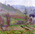 Claude Oscar Monet Val de Falaise - Hand Painted Oil Painting