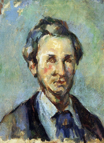 Paul Cezanne Victor Chocquet - Hand Painted Oil Painting