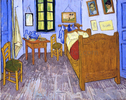 Vincent Van Gogh Arles, Vincent's Bedroom - Hand Painted Oil Painting