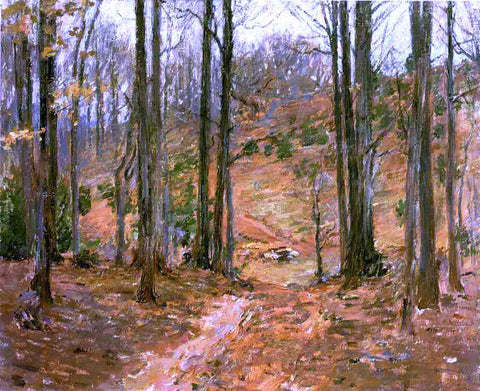 Theodore Robinson Virginia Woods - Hand Painted Oil Painting