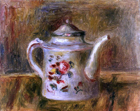 Pierre Auguste Renoir Watering Can - Hand Painted Oil Painting