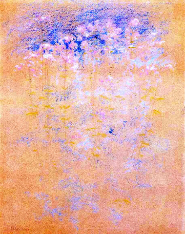 John Twachtman Weeds and Flowers - Hand Painted Oil Painting