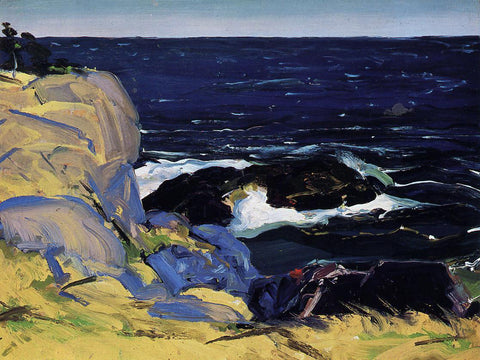 George Wesley Bellows West Wind - Hand Painted Oil Painting