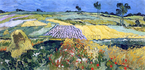Vincent Van Gogh Wheatfields - Hand Painted Oil Painting