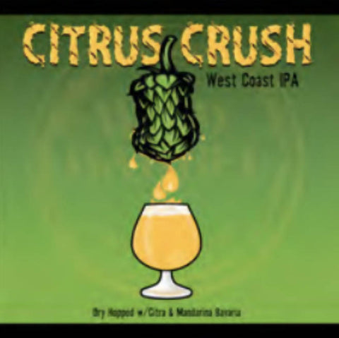 Citrus Crush Crowler