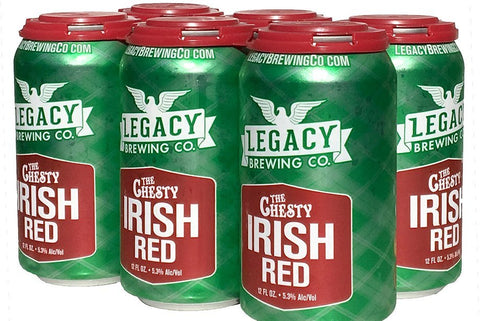 CHESTY IRISH RED