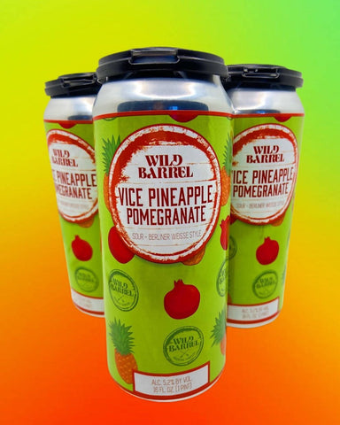 Vice Pineapple Pomegranate
