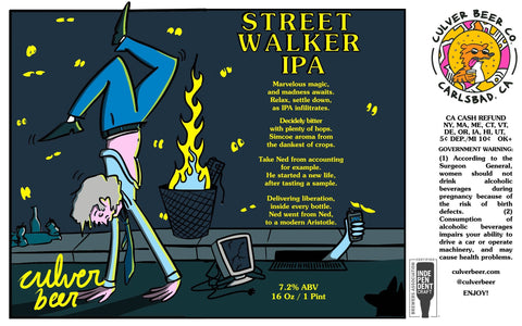 Street Walker Crowler
