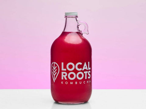 Local Roots Growler
