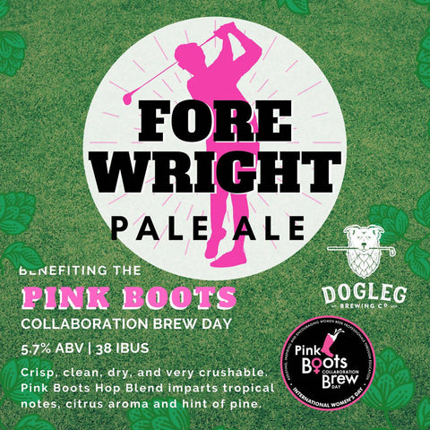 Fore Wright Pale Ale
